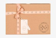 Packaging / Beautiful cool sustainable packaging ideas