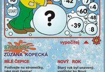 Zima- básně a písně