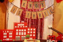 Luke's 5th Birthday / by Leah Bellacera Speer