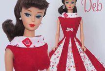 Barbie jurken