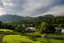 Destination: Lake District / Images of the stunning Lake District - http://www.britishandirishwalks.com/walking-holidays/england/