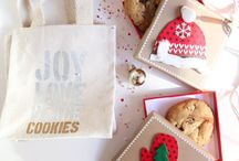 Holiday Baking Recap / At Mason Jar Cookie we love the Holidays. See all the ways we used the yummy cookies.