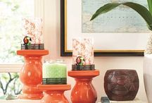 A Trip to the Tropics / Tropical inspired scents & home decor