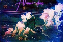 Wszystkie prace Aliumi-chan