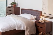 mid century bedroom dreams