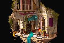 3D Scenes and Objects