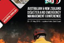 ANZDMC Disaster and Emergency Management Conference / Disaster and Emergency Management Conference The 5th Australian and New Zealand Disaster and Emergency Management Conference will be held at Jupiters Gold Coast, QLD on the 30-31 May 2016. The Conference theme 'EARTH, FIRE and RAIN' will continue to examine issues that impact preparedness, resilience, response and capability. www.anzdmc.com.au