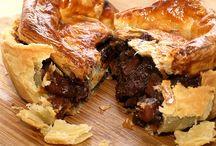 beef pie.
