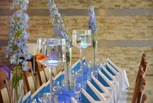 Golden fish - wedding table / Do you the tale about a golden fish that makes all your dreams come true?