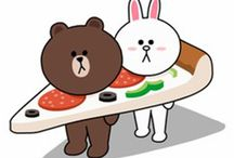 Cony and Brown