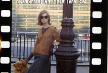 "Jean Shrimpton – David Baileys Vogue photos – New York 1962 / When British Vogue photographer David Bailey and his unknown protege model Jean Shrimpton, flew over to New York on a chilly  January in  1962 accompanied by their nervous fashion editor Lady Clare Rendlesham – the resulting offbeat and often gritty images of the young ""Shrimp"" as she was soon to be known, took the American fashion world by storm. / by Glamour Daze"