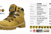 Jogger Ultima Safety Shoes / Jogger Ultima Safety Shoes