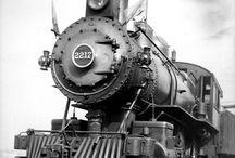 steam train (buharlı tren)