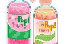 Inspiration - Pixel Art