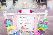 My little cupcake! Baby shower ideas / Baby shower ideas for Carey-Ann
