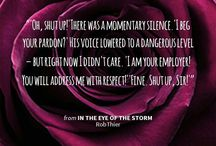 Storm and silence series