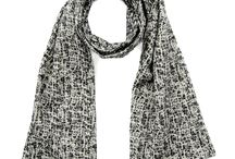 Tori Murphy Scarves / Scarves - Woven and made in England