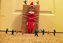 That silly elf.