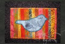 Art quilts / by Karen O'Malley