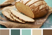 Kitchen dinning colours