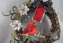 Wreaths  / by Cindy Fisher