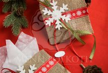 Christmas mood / Lovely christmas favors, guest books, decorations. All about our favorite time of the year!!!!