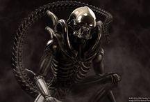 aliens / het gaat over aliens