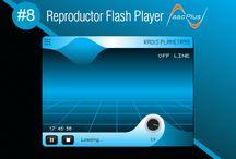 Reproductor Flash Player AACPlus #8 SUPER FRESH / Reproductor Flash Player AACPlus #8 Premium <CODE ORIGINAL> gratis, SUPER FRESH, ultra ligero. Reproductor audio streaming HE-AACPlus. (Sin logos, ni publicidad de terceros) www.surdatanet.net - www.moqueguahost.com - www.surdatacenter.com