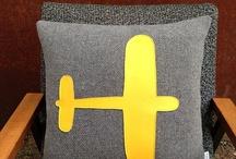Blanket Cushion - Josh