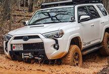 Toyota 4Runners