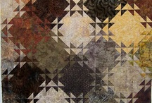 Shimmer quilts