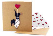 valentine ♡ cards, idea etc.