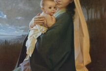 Jesus n Mother Mary
