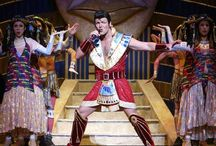 Joseph and the Amazing Technicolored Dreamcoat / Spring 2014 at North Shore Country Day School / by Kristine Roof Fachet