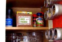 Kitchen Organization / by Kayde Givens