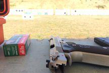 Beretta 92fs / Gunshots