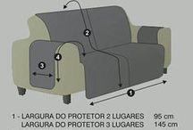 Sofa covers / forros sofá
