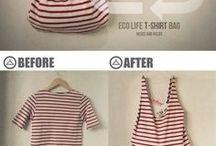 Old Clothes DIY