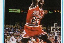 MJ Basketball cards