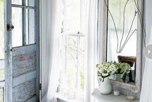 shabby and country home