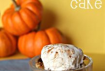 Pumpkin Crazy / Pumpkin recipes of all kinds, sweet and savory! / by Aggie's Kitchen