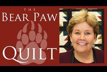Quilt / Bear Paw
