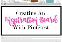 Small Business Organizing Pinterest