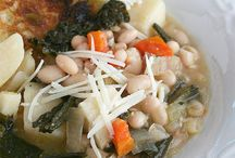 Recipes - Main Dishes/Soups