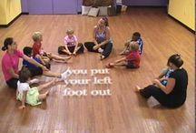 kids yoga ideas