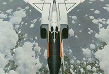 bojové letadla