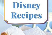 Disney recepes