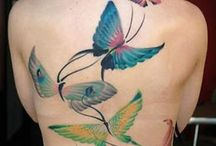 Tattoo Ink Is Addictive / by Teresa White