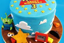 Mia 3rd bday cake