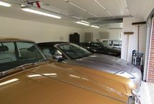 No place like home for the Classic Car / We believe all cars, especially Classics, should have a home to be proud of!  These lovely examples all now have a Garageflex garage to call their home.